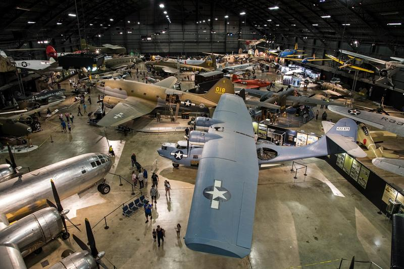 The National Museum of the US Airforce
