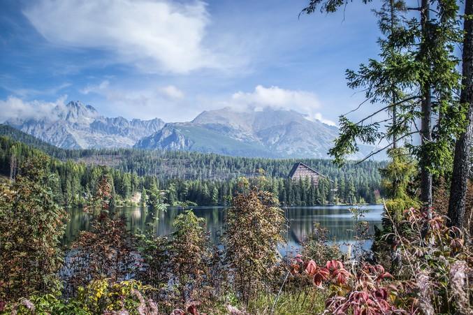 Vysoké Tatry lákají turisty z celého Slovenska i okolních zemí 05ab5fc6f1