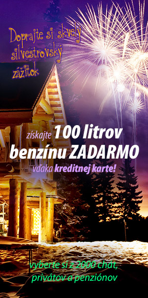 Kiska Travel - Ubytovanie na Slovensku - Silvester 2015/2016 nájdete na www.kiskatravel.sk