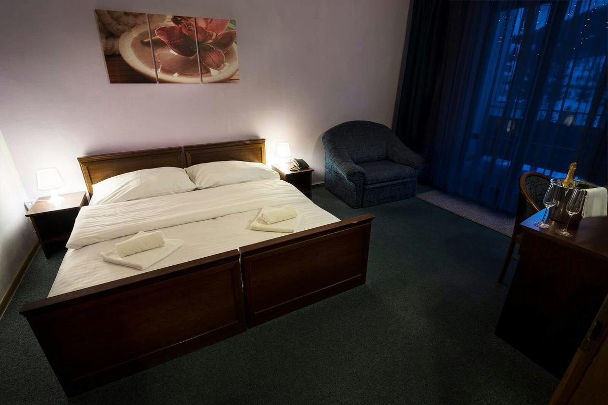 Hotel Hotel Garden Kaschau 3936   Kiska Travel