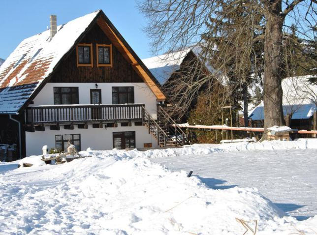 Family-owned guest-house Liptovský Trnovec 682 - 88746