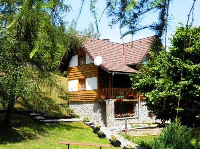 Cottage Jezersko 789 - 73680