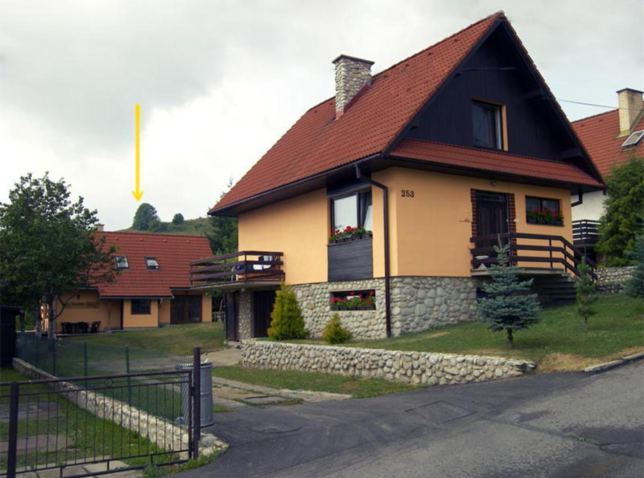 Private accommodation Liptovský Trnovec 3734 - 68105