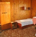 Cottage Zuberec 773 - cottage č. 2,  3,  4: 3 x double-bed (2 x  bed), 2 x triple-bed (3 x  bed), 2 x bathroom (shower, WC in the bathroom, wash-basin)
