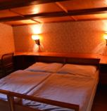 Cottage Ružomberok - Hrabovo 1128 - double-bed:   (1 x  double bed), with a shared balcony, attic