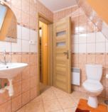 Private accommodation Ždiar 2650 - apartment č.1: 1 x double-bed (1 x  double bed), with a balcony, TV+SAT, seating, 1 x double-bed (1 x  double bed), no kitchen, bathroom (shower cabin, WC in the bathroom, wash-basin), wi-fi (wireless) connection, separate entrance