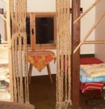Cottage Terchová 2803 - five-bedded room:   (1 x  double bed, 1 x  bunk bed, 1 x  single bed), radio