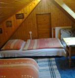 Chalet Terchová 2990 - double-bed:   (1 x  double bed), attic
