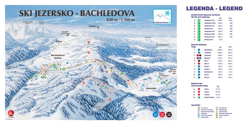 www.kiskatravel.sk - lyžovanie v Bachledovej doline a Jezersku
