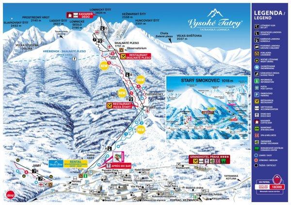 www.kiskatravel.sk - lyžovanie v Starom Smokovci