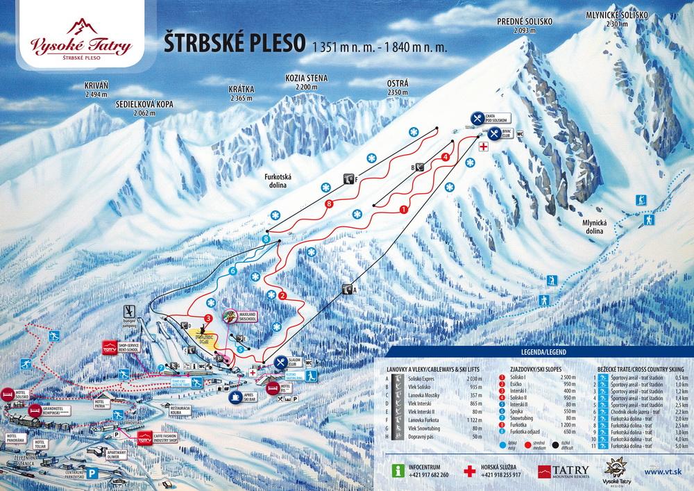 www.kiskatravel.sk - lyžovanie na Štrbskom Plese